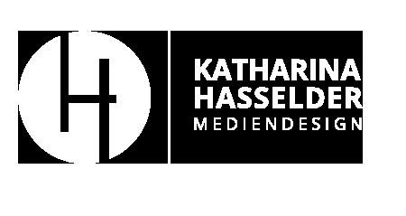 Katharina Hasselder – Mediendesign Logo
